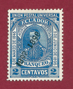 Ecuador - 2 Centavos - 1897/98 - Ecuador