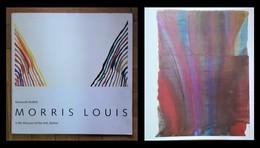 Catalogo Kenworth Moffett MORRIS LOUIS In The Museum Of Fine Arts, Boston. 1979 - Belle-Arti