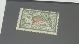 LOT 354407 TIMBRE DE FRANCE OBLITERE N°207