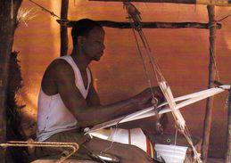 1 AK Mali * Leinenweber Bei Der Arbeit - Tisserand - Weaver - IRIS Karte * - Tschad