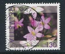 Schweiz 2003 Mi. 1826 Gest. Blume Centaurium Minus