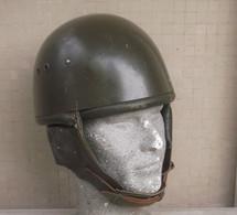 Elmo Anni '60/70 Paracadutista Sovietico Ottimo Stato Completo Tg.57 - Casques & Coiffures