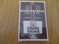 Jeu De 32 Cartes à Jouer - VIN BLANC ROYAL OR - 32 Cards