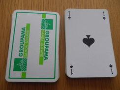 Jeu De 32 Cartes à Jouer - GROUPAMA - 32 Cartes