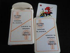 Jeu De 32 Cartes à Jouer - TOURCOING - TUBE PLASTIQUE INDUSTRIE - 32 Cards