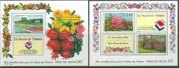 France 1993/94 - Salon Du Timbre - Deux BF (BF15/16), Neufs**, Non Plie