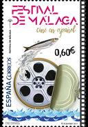 Spanje / Spain - Postfris / MNH - Malaga Film Festival 2017