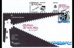Spanje / Spain - Postfris / MNH - FDC Malaga Film Festival 2017