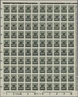 Deutsches Reich - Inflation: 10 Mrd. Auf 50 Mio., Durchstochen, München