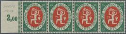 """Deutsches Reich - Inflation: 1919, 25 Pfg. Nationalversammlung Mit Plattenfehler """"Jahreszahl 1019 Statt 1919"""" (Feld 23"""""""