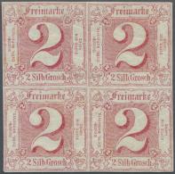 Thurn & Taxis - Marken Und Briefe: 1859, 2 Sgr. Lebhaftkarminrot, Ungebraucht Mit Originalgummi Und Falzspuren, Alls