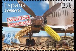 Spanje / Spain - Postfris / MNH - Luchtvaart Voor Noodhulp 2017