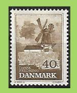 Denmark, 1965 Mi 437 ** MNH Postfrisch