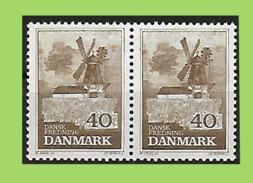 Denmark, 1965 2x Mi 437 ** MNH Postfrisch