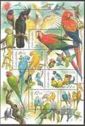 Czech Republic 2004 Fauna, Birds, Parrots