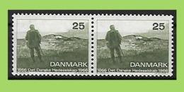 Denmark, 1966 2x Mi 440 ** MNH Postfrisch