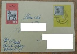 DDR 1959 SERIE N° YT 458  460  Bord De Feuille -  TRESORS ARTISTIQUES RESTITUES PAR L'URSS