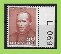 Denmark, 1966 Mi 441 ** MNH Postfrisch