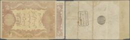 Turkey / Türkei: Set Of 2 Notes Containing 20 Kurush 1877 P. 49a (F To F-) And 50 Kurush 1977 P. 50b (F-), Nice Set - Turkey