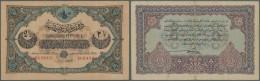 """Turkey / Türkei: 2 1/2 Livres L.1932 P. 100. The Note Issued Under The """"Dette Publique Ottomane"""" Has A Stronger Cen - Turkey"""
