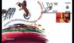 Spanje / Spain - Postfris / MNH - FDC Spaanse Dans 2017