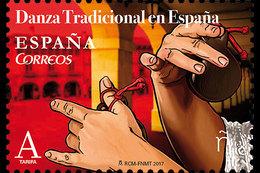 Spanje / Spain - Postfris / MNH - Spaanse Dans 2017