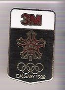 Pin 3M - Olympia Calgary 1988 - Olympische Spiele