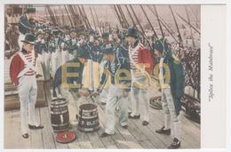 Royal Navy, HMS Victory, Splice The Mainbrace, Unused - Uniformen