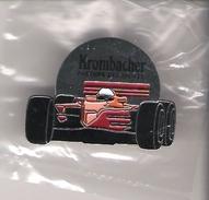 Pin KROMBACHER (Partner Des Sports) - Formel 1 - Automobile - F1