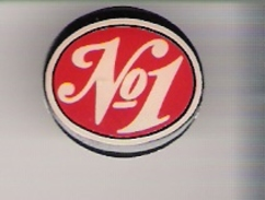 Pin Brinkhoff's NO.1 - Bierpins