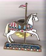 Pin Karusell-Pferd / Jahrmarkt - Pin's & Anstecknadeln