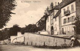 ALTKIRCH       VIEILLE PORTE.... - Altkirch