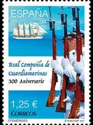 Spanje / Spain - Postfris / MNH - 300 Jaar Marine 2017