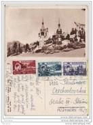 Romania,Rumanien,Roumanie - Sinaia- Castelul Peles- Nice Cancelation - Rumania