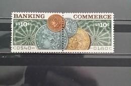 United States, 1975, MI: 1187/88 (MNH) - Münzen