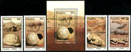 NAMIBIA 1995 Fossils, Fauna MNH