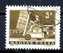 HONGRIE. N°1573 De 1963-72 Oblitéré. Clark.