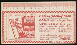 Buvard - MIRACLE EN TUBE - MOJAU - PRODUIT MAXI - Blotters