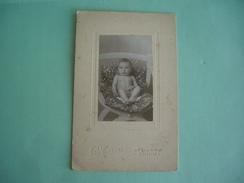 PHOTOGRAPIE ENFANT 1900´PHOTOGRAPHY FOTOGRAFIE ВОЕННАЯ - Fotografia