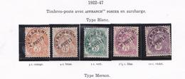 FRANCE 1922 47 PREO 39 A 45 MNH **