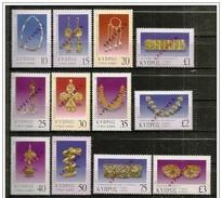 Cipro/Chypre/Cyprus: Specimen, Antichi Gioielli, Antique Jewelry, Bijoux Anciens