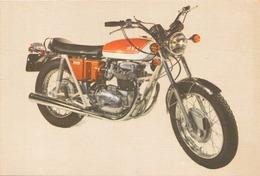 MOTO BSA A 65 L LIGHTNING 650 CM3 - Motorbikes