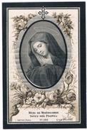 Dp: Gielen Joanna. Echtg. Strauven Louis. ° Brussel 1827 † St.Peeters-Jette 1876  (2 Scan´s)