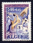 -75% Sur La Cote Algérie 1969 Neuf ** Y&T:501-502 Aide Aux Sinistrés Des Inondations Algeria MNH** Flood Disaster Relief - Argelia (1962-...)