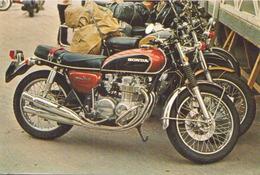MOTO HONDA CB FOUR 500 - Motorbikes