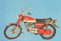 MOTO HONDA CB 125 S - Motorräder