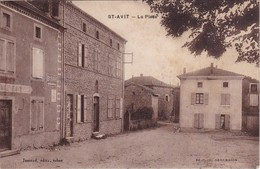 SAINT-AVIT - La Place - Francia