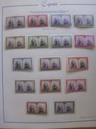 Espagne Belle Collection Neufs * 1928/1954. Très Fournie + Bonnes Valeurs. B/TB. A Saisir!