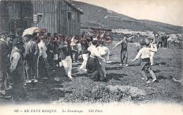 64 - En Pays Basque - Le Fandango - Danse - France