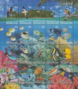 Cocos (Keeling) Islands SG 410a  2006 Coral Reef Sheetlet MNH - Cocos (Keeling) Islands